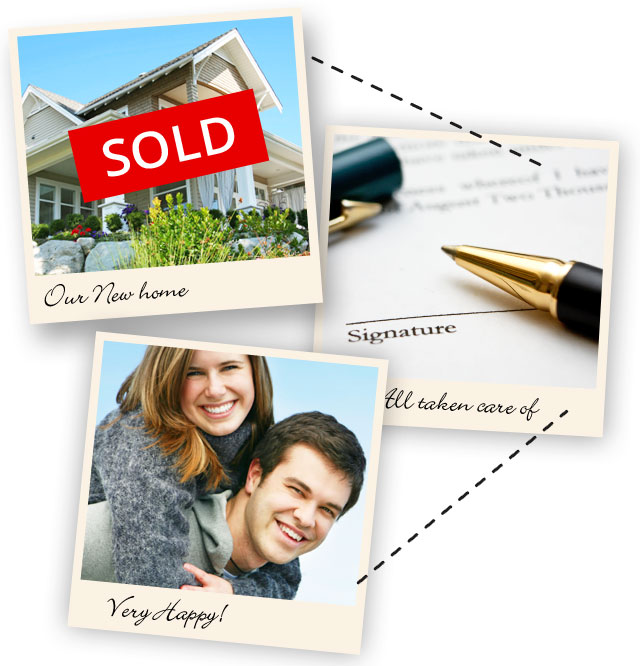 Homepage happy photo conveyancing